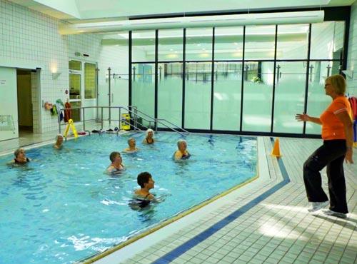 Wassergymnastk